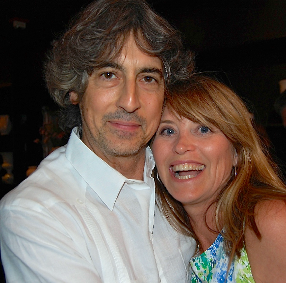 Crystal with Academy Award winning director  Alexander Payne .