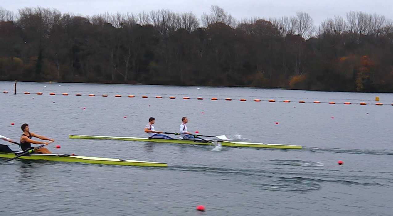 A Training piece at Caversham lake.