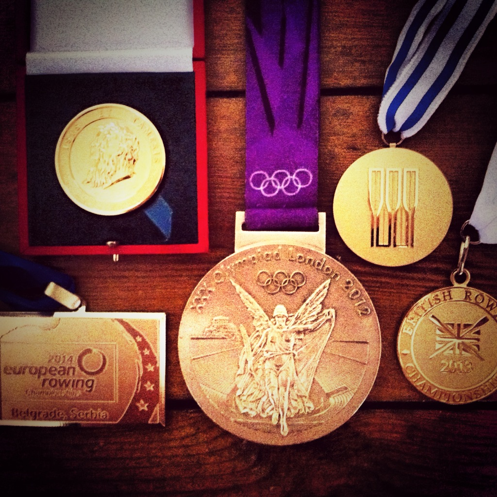 Reigning Henley, National, European, World and Olympic medals - A rare collection.