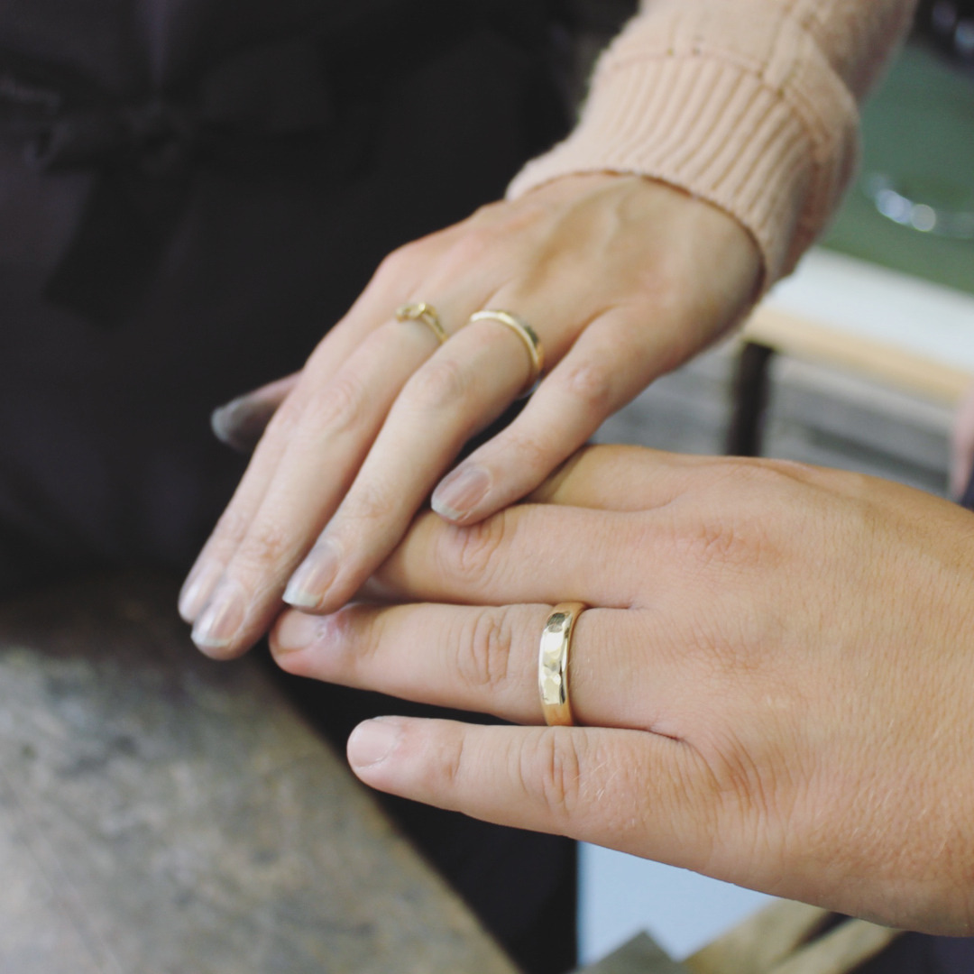 Guide to designing your rings and material options -