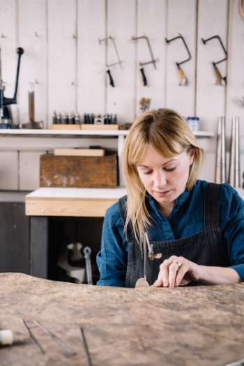 Victoria Delaney The Quarter Workshop