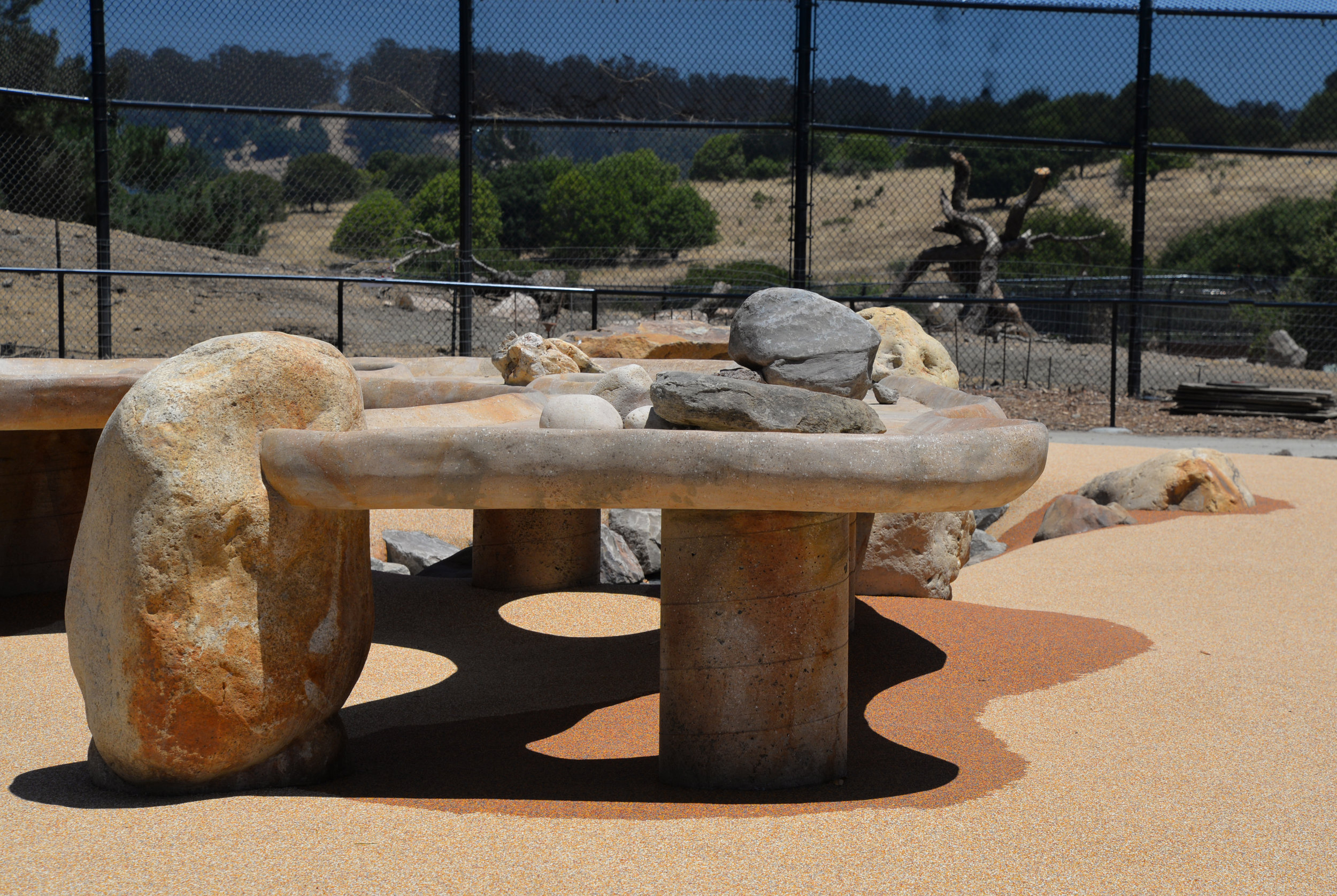 Accessible Sand Table