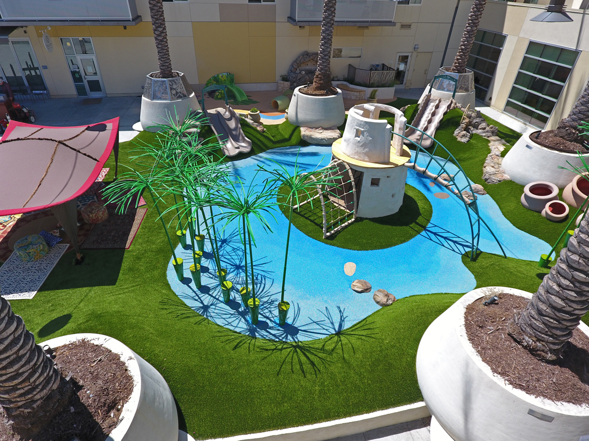 Oasis Play Space