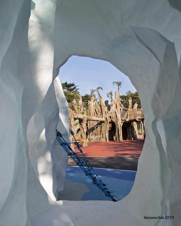 SF Zoo.Playground.Polar Zone.Iceberg.banyan thru berg tunnel.lo.jpg