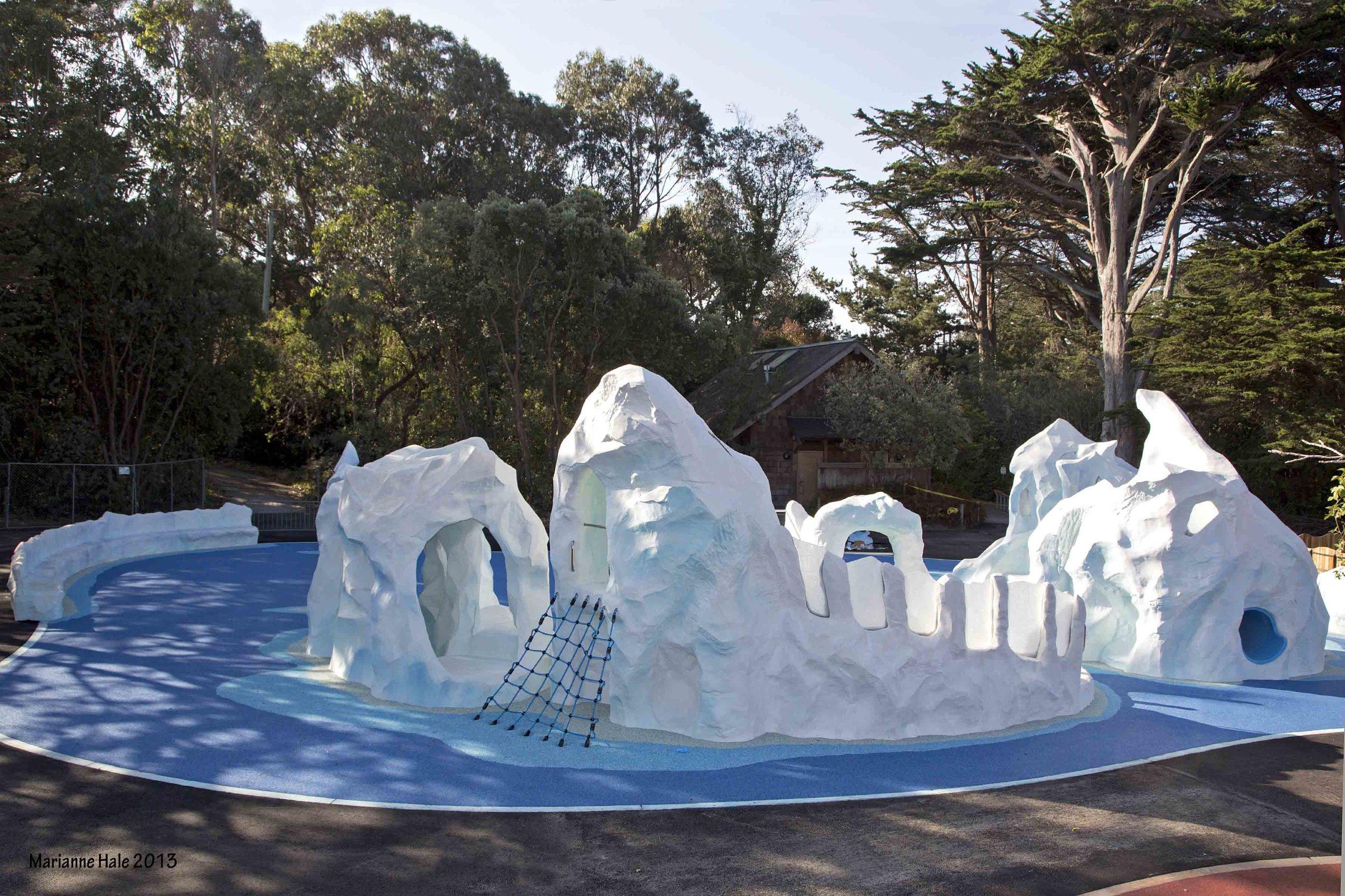 SF Zoo.Playground.Polar Zone.Iceberg.berg area.lo.jpg