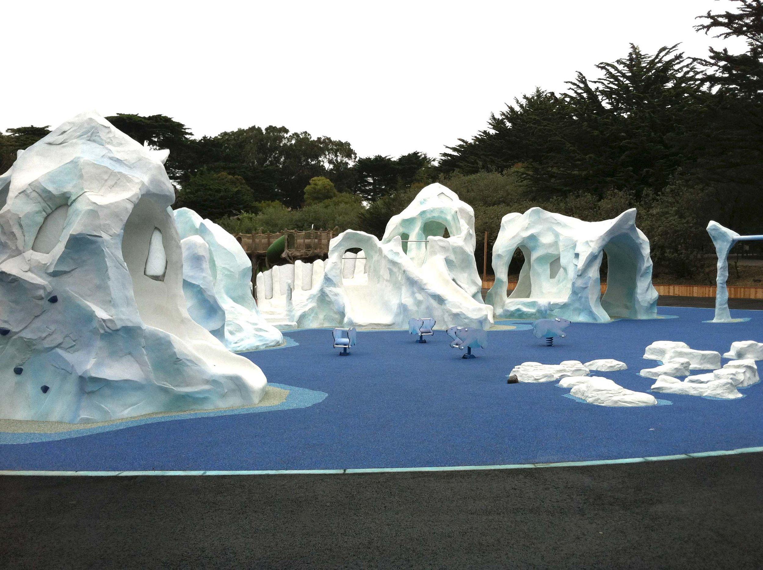 SF Zoo.Playground.Polar Zone.Iceberg.IMG_5068.JPG
