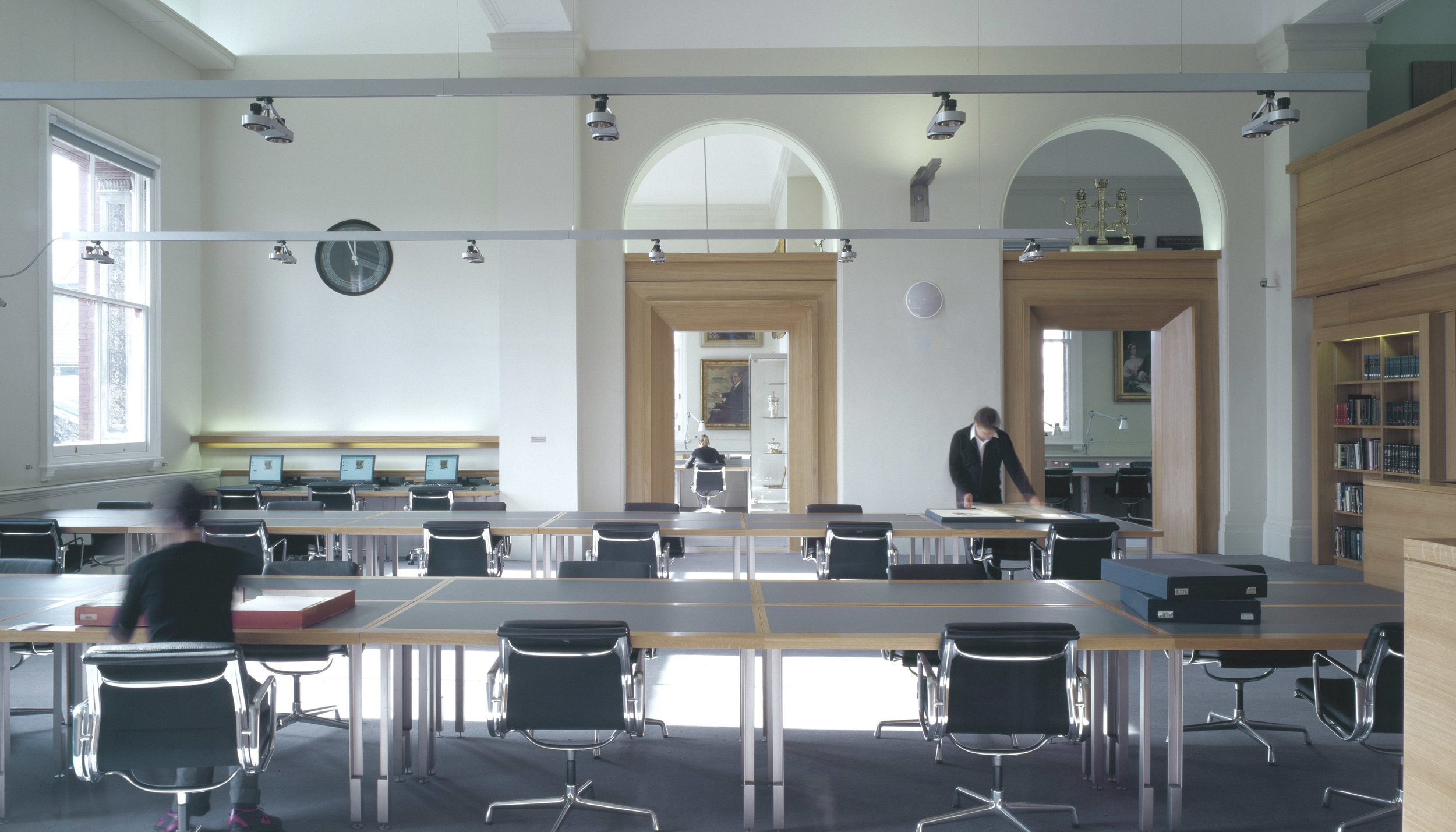 V&A / RIBA Study Rooms -