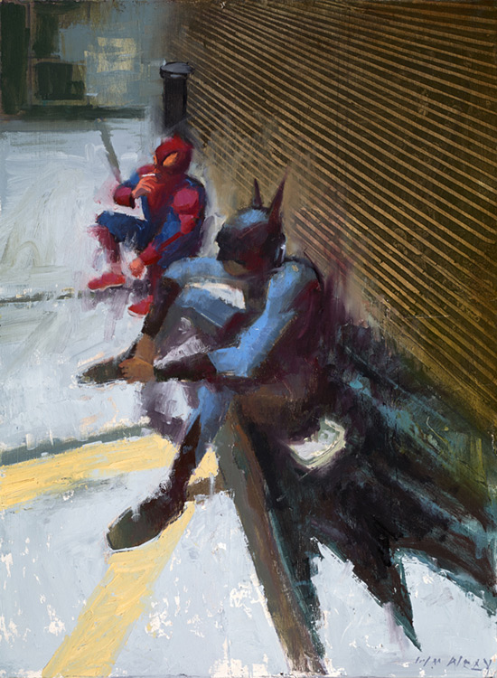 check out the art of William Wray