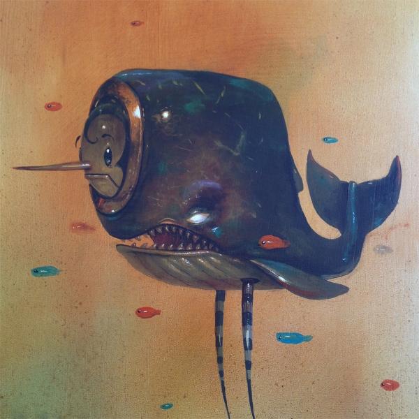 Pico the Whale