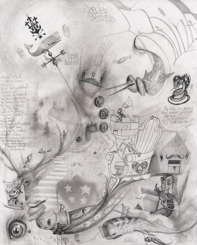 Messy Mind (Study)