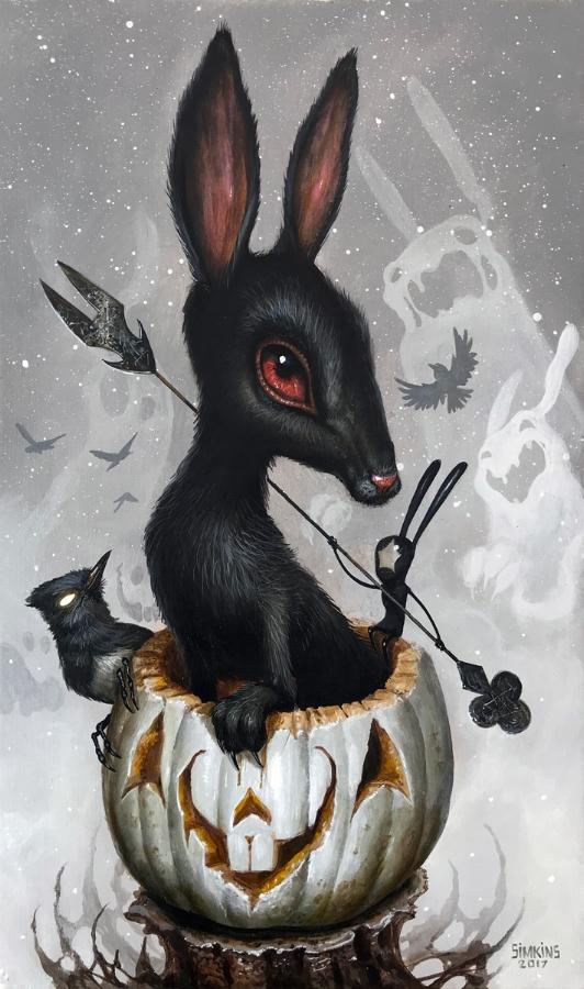 Every Season is Rabbit Season