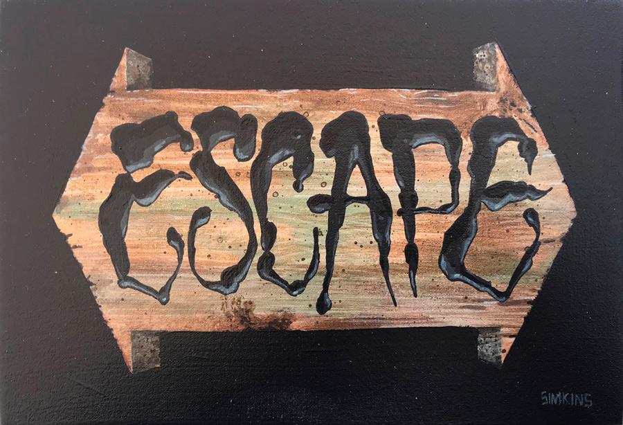 The Tree's Sign, ESCAPE