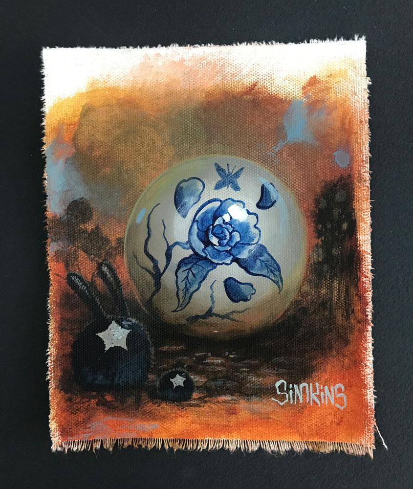 Kitron's Sphere (Study)