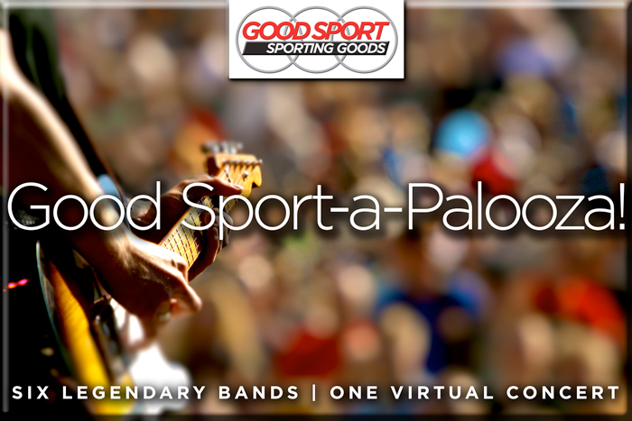 Six Legendary Bands | One Virtual Concert