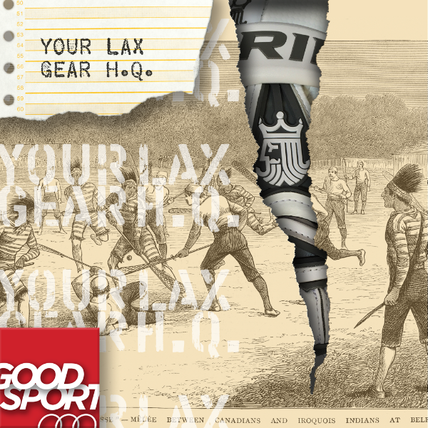 Our recently released lacrosse social media ad campaign.