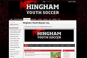 Hingham Youth Soccer