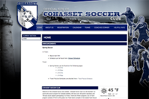 Cohasset Soccer Club