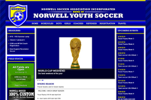Norwell Youth Soccer