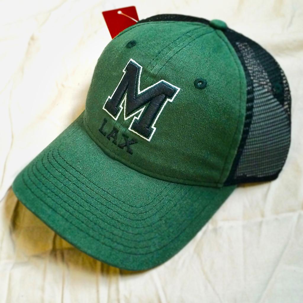Marshfield Lax Cap