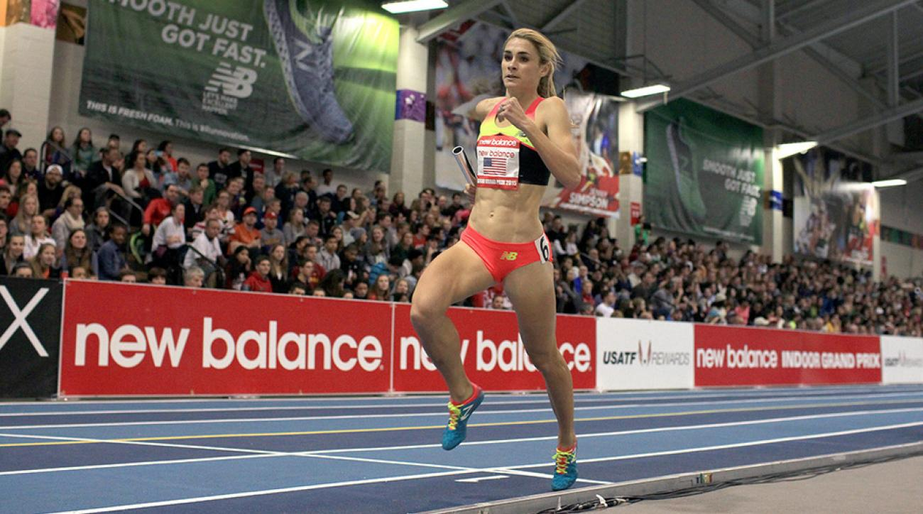 Sarah Bowman Brown (photo, Sports Illustrated)