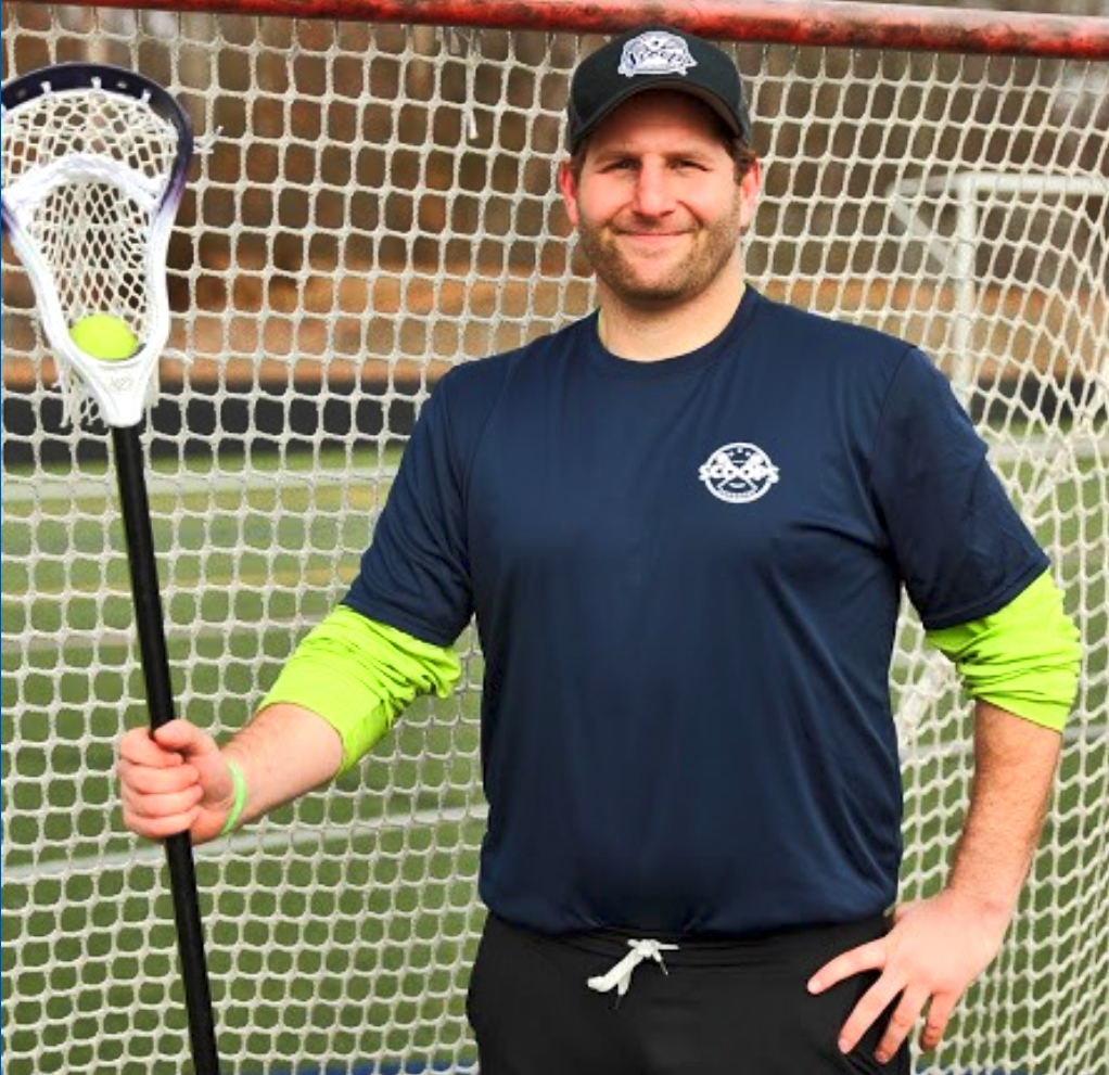 "Matt Belson ""Coach Bels"" Founder of SCOOPS and Chief SCOOPS Officer  Matt is a former Cohasset Skipper (Cohasset Hall of Fame inductee) and Lafayette College Leopard lacrosse player. He is the husband of Megan and father to three sons, Archer, Dash, and Wylie and canine by the name of Monty."