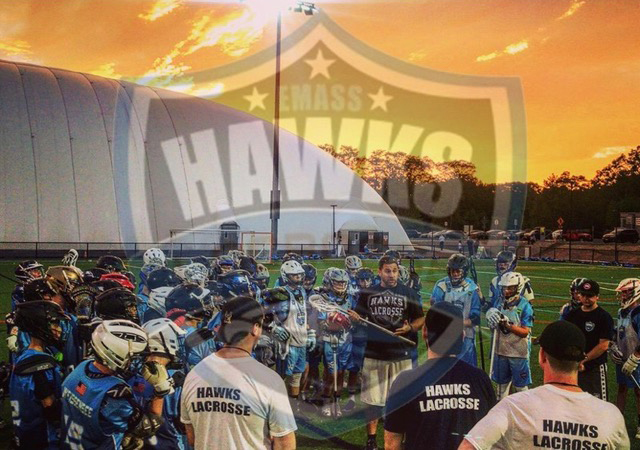 Hawks Lacrosse develops essential lacrosse skills, heightens a player's lacrosse I.Q., emphasizes physical fitness, as well as unselfish teamwork.