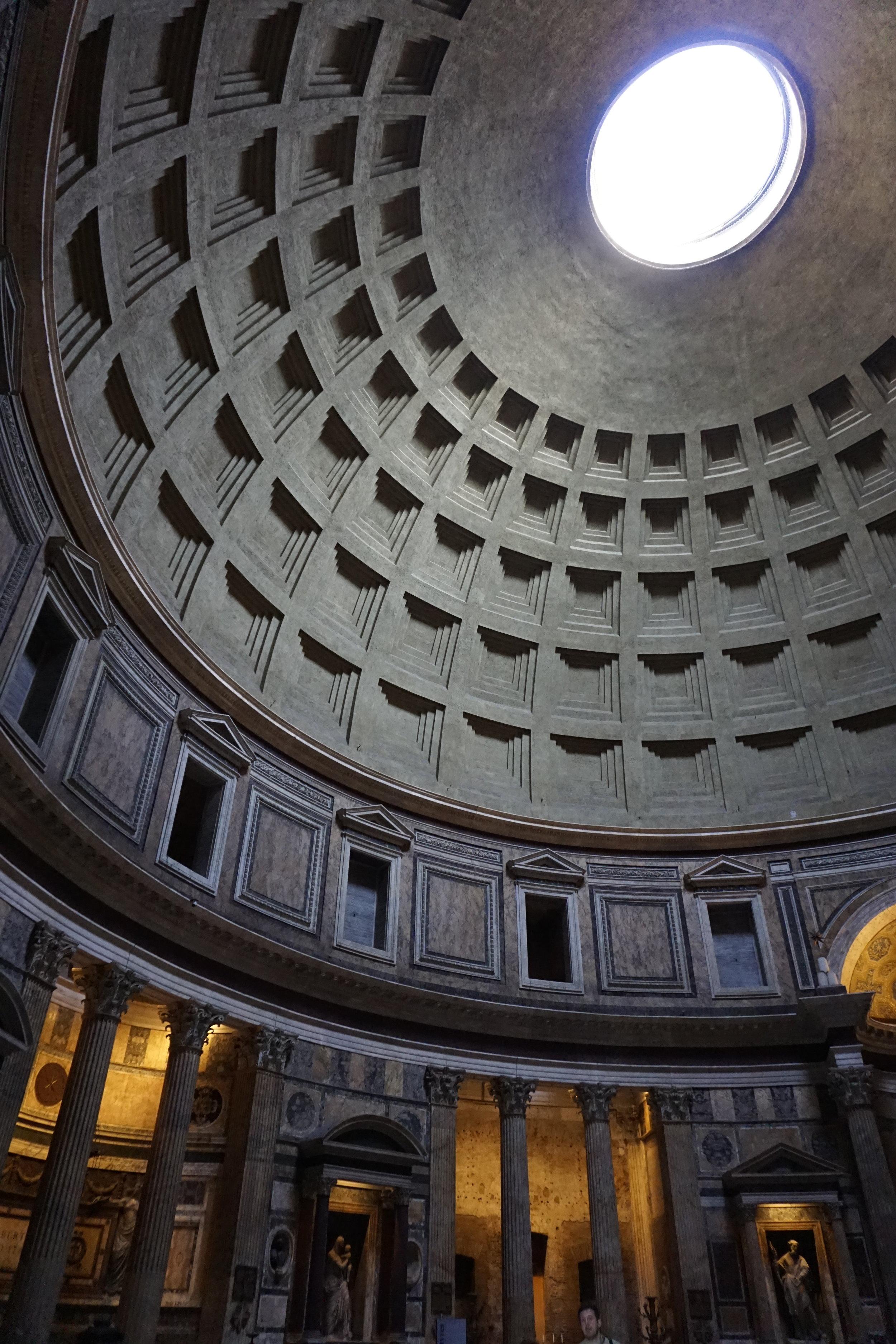 The Pantheon © 2016 David Harrop