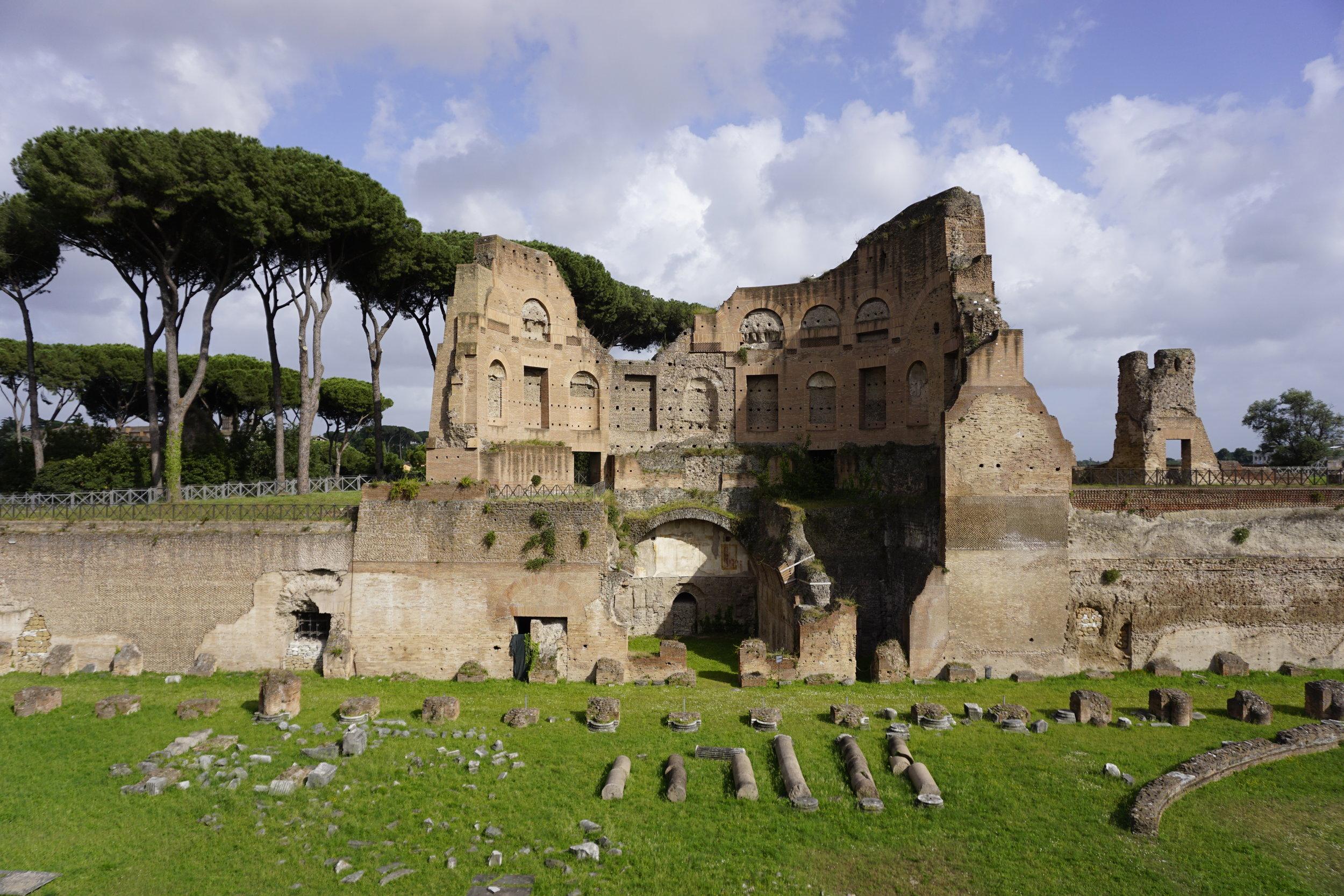 The Roman Forum© 2016 David Harrop