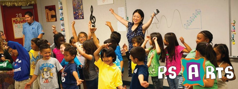 P.S. Arts is a non-profit organization committed to providing arts education in public schools.