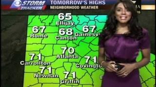 Markina Brown - CBS Atlanta