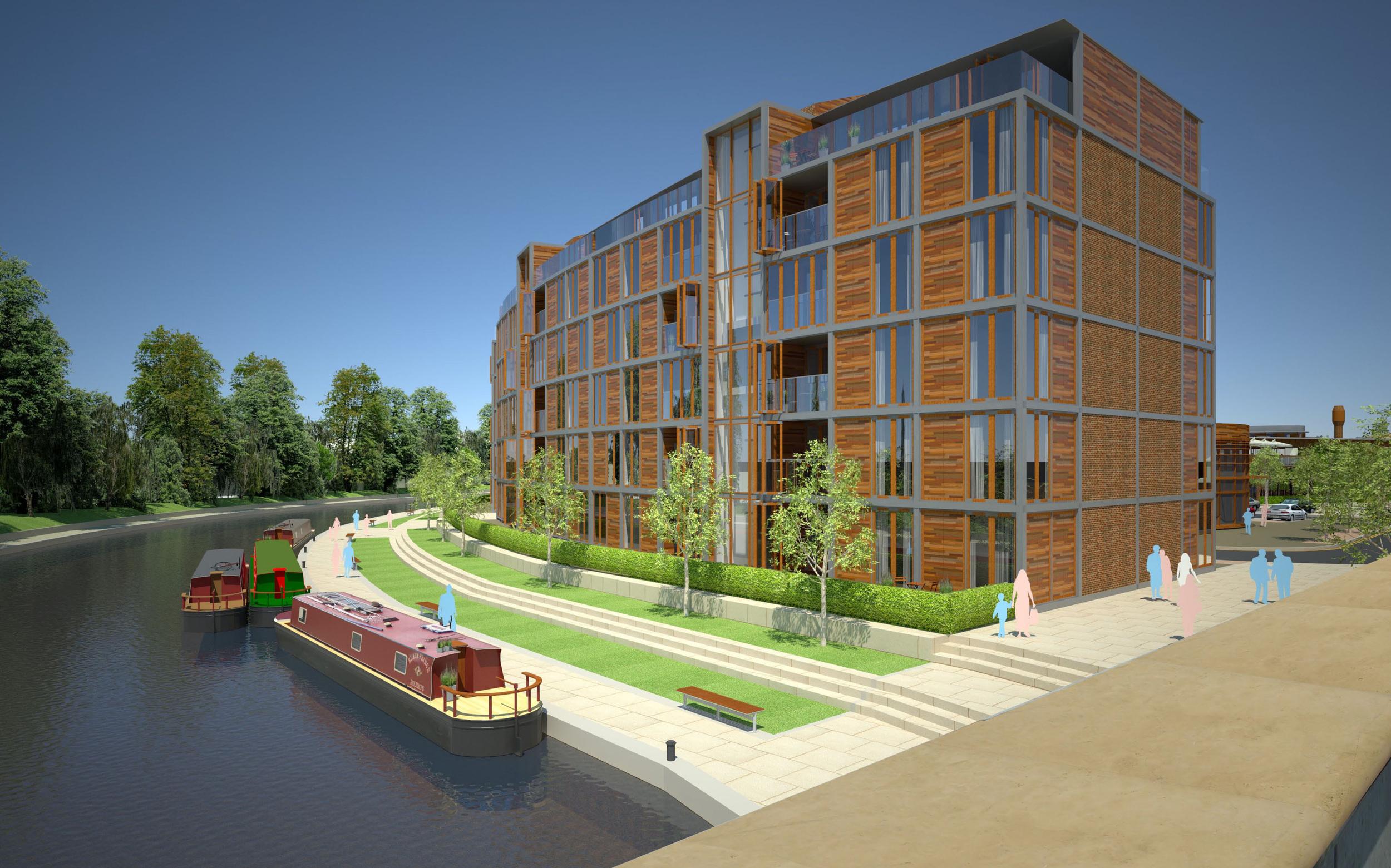 Masterplanning: Greenford, London