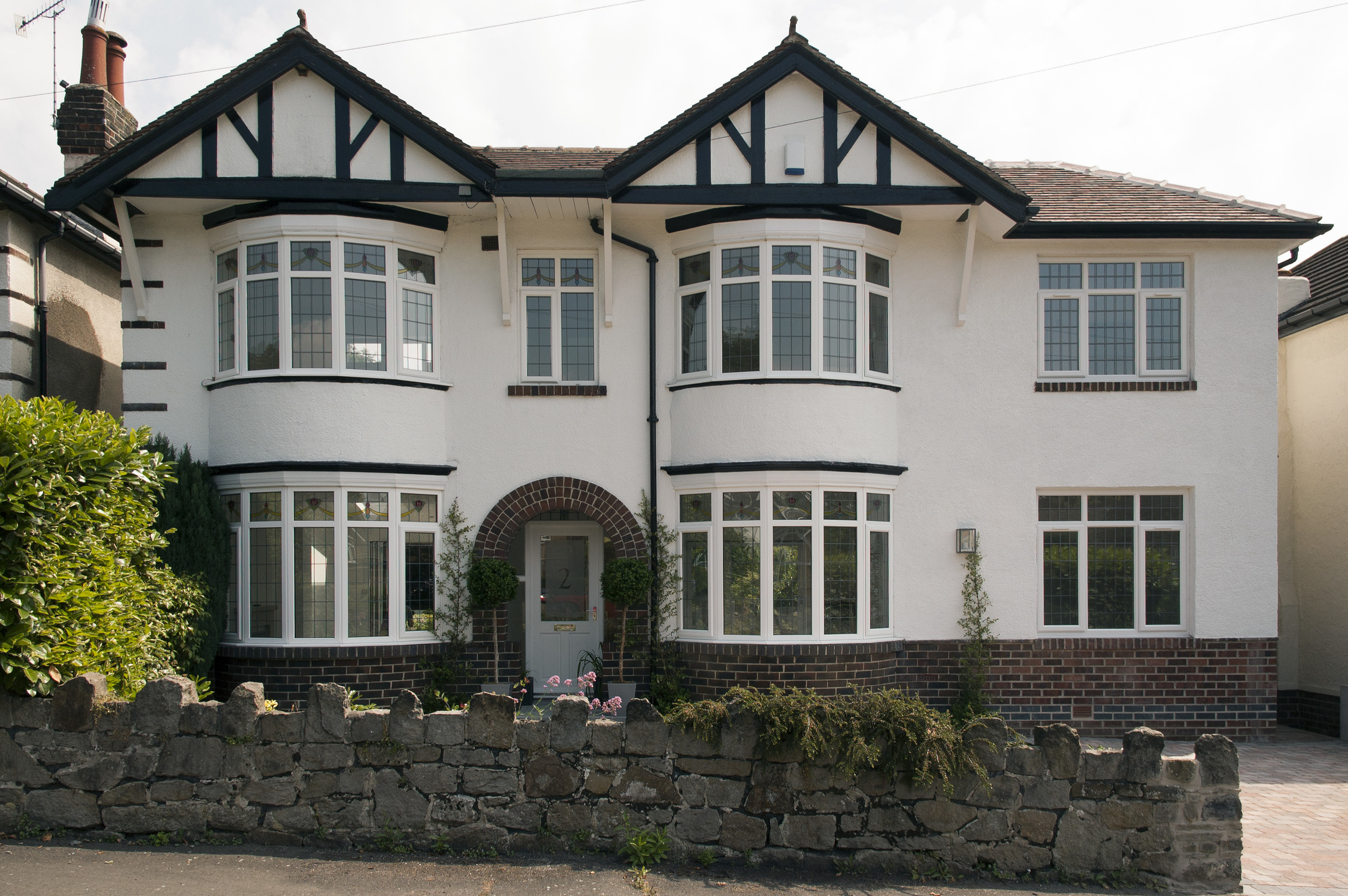 House Extension: 2 Abbey Crescent, Sheffield