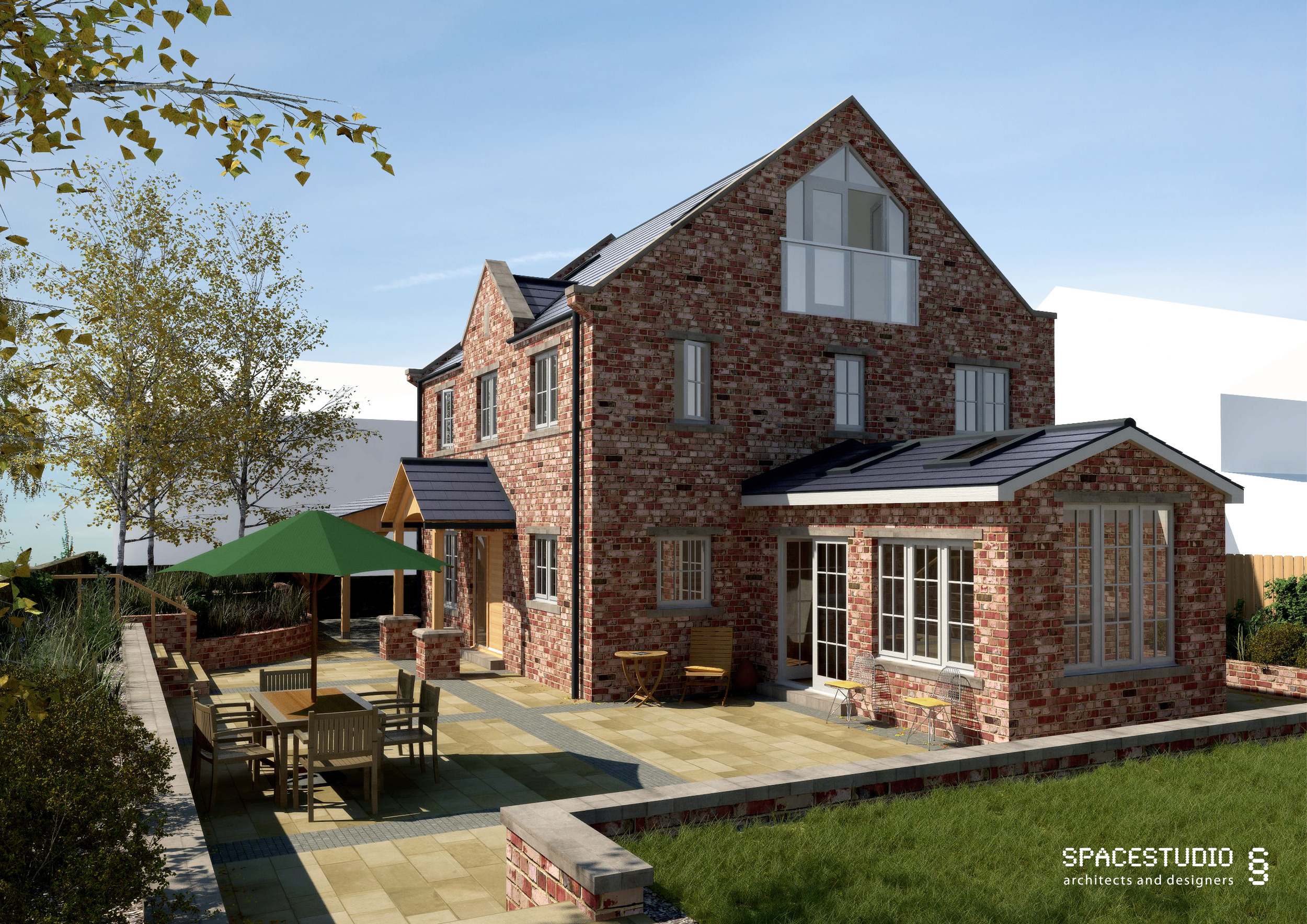 Private Residential: Ratten Row (Built)