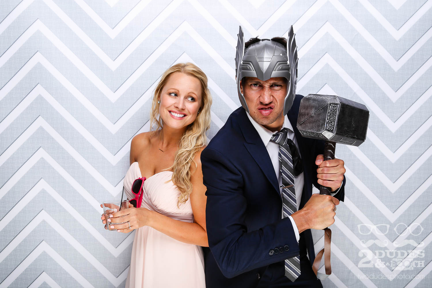 wedding photobooth props in geyserville | san francisco open air photo booth
