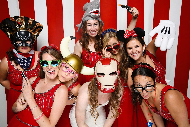 fun wedding photo booth san francisco