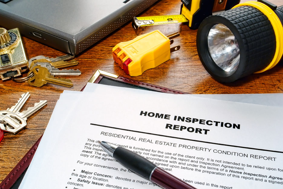 Certified Home Inspector in the South Thomaston area.