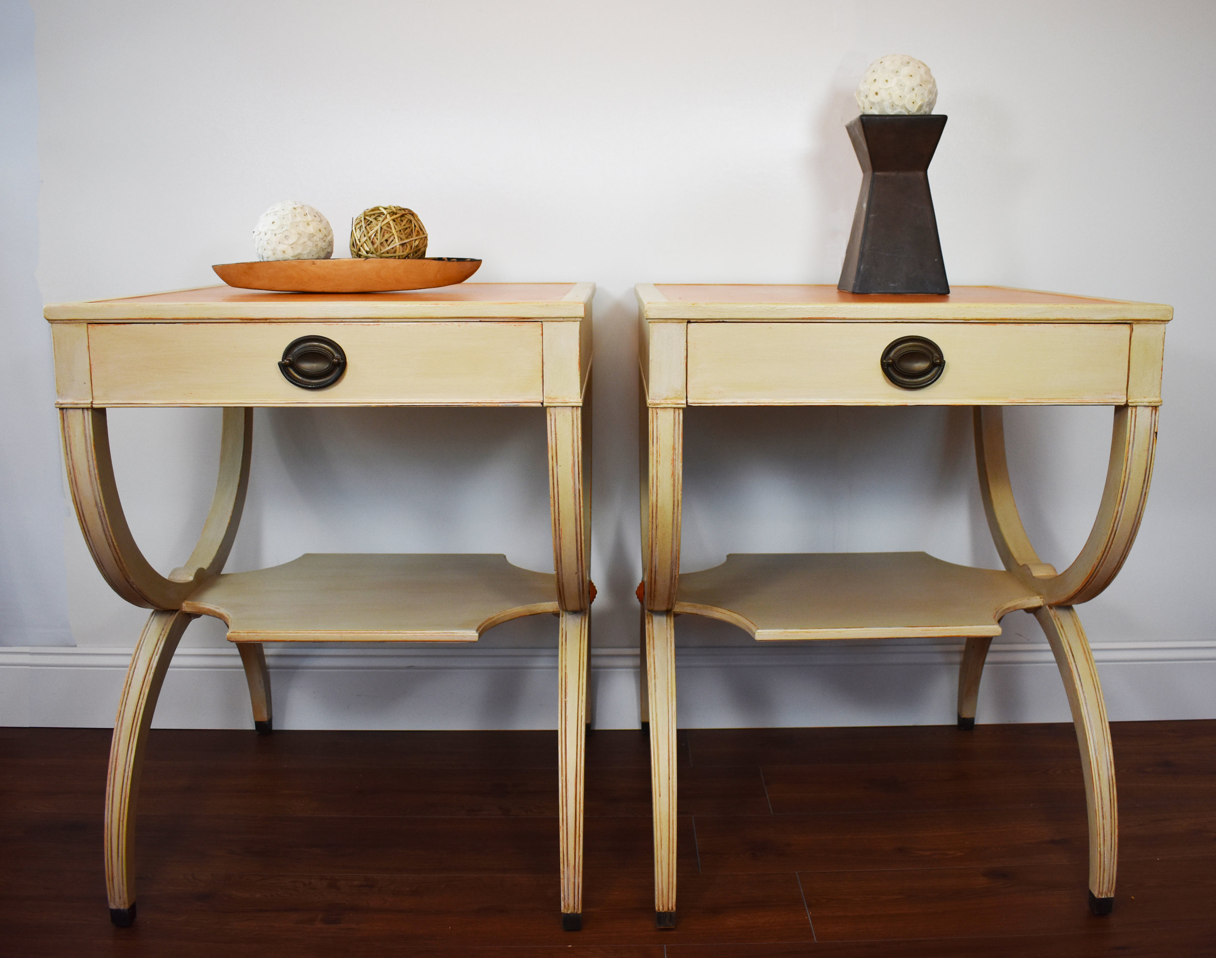"""""""After"""" view of pair of tables"""