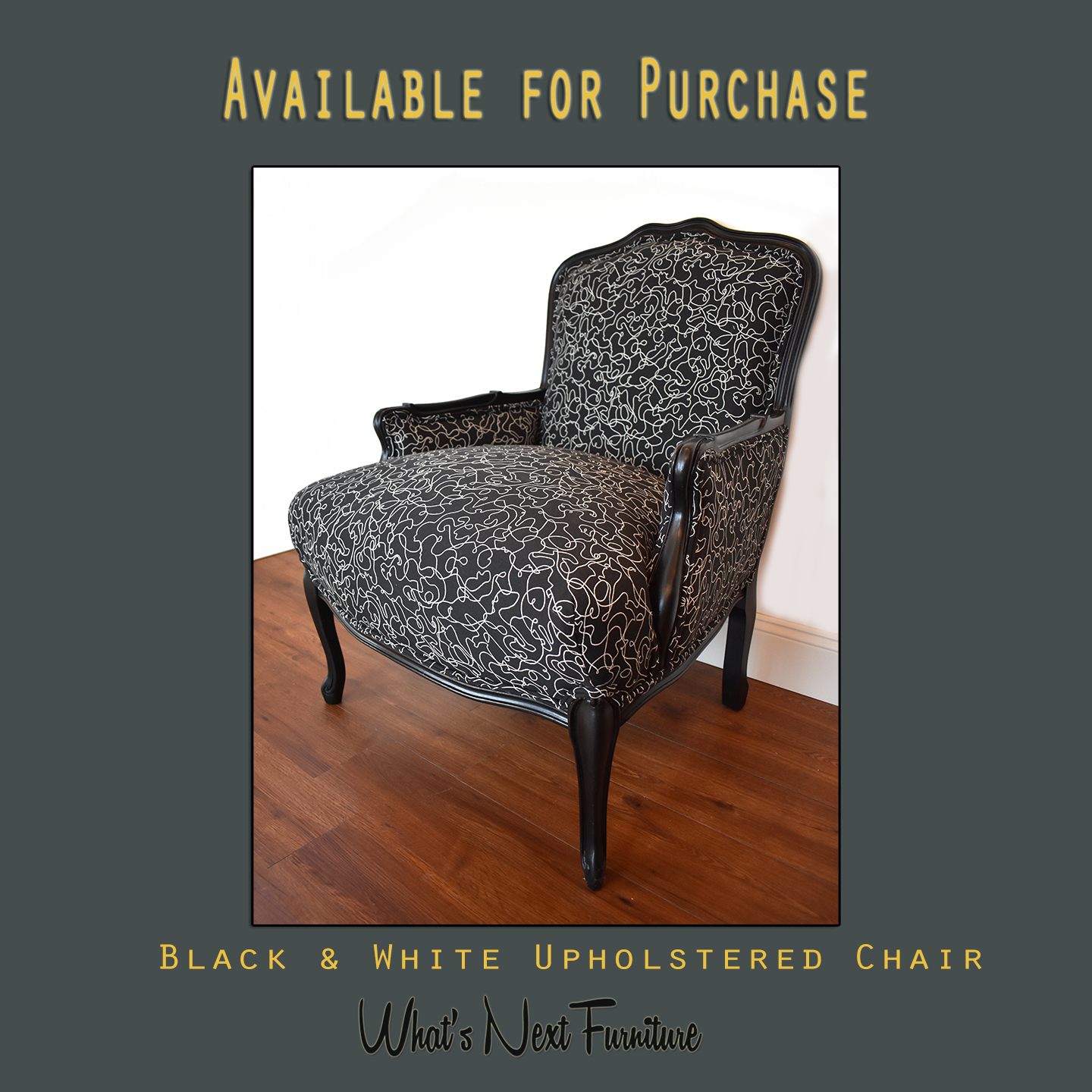 Black white upholstered chair available square grey.jpg