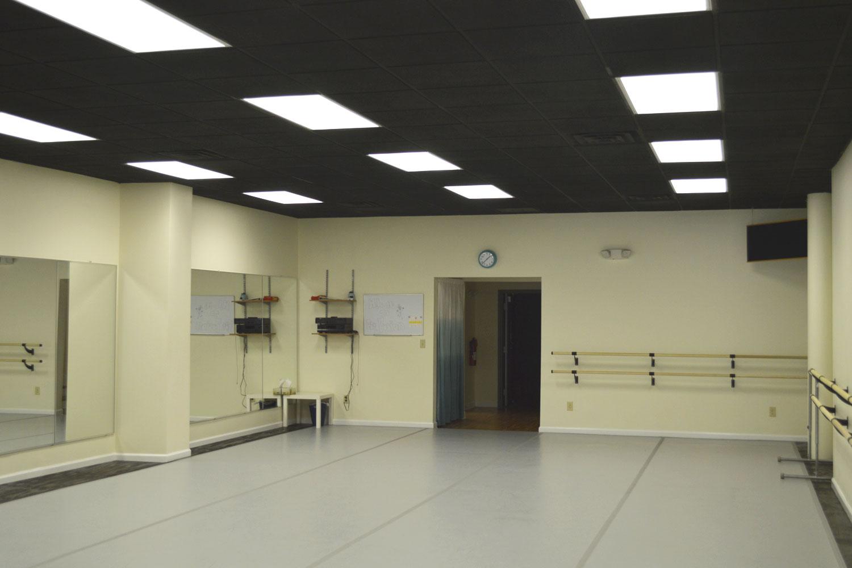 NEW STUDIO CLASSROOM