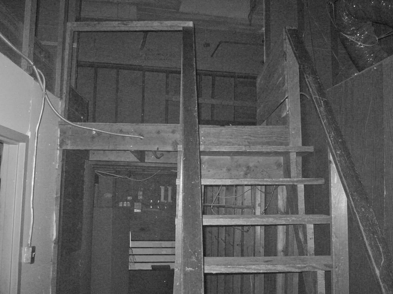 PREVIOUS STAIRCASE