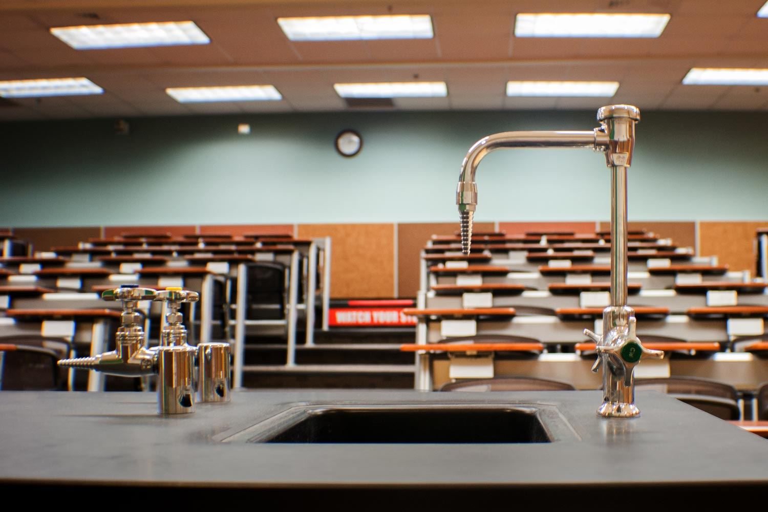 SAC Chemistry Geology Auditorium