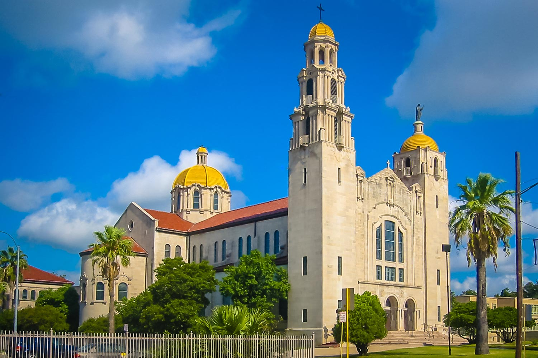 Little Flower Catholic Church San Antonio Tx - HD Image