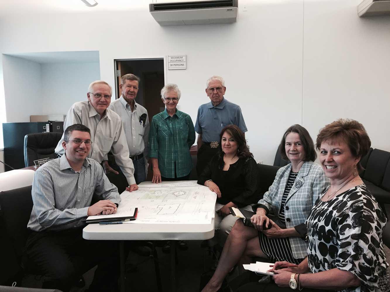 Karnes County Building Committee