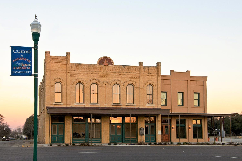 Chisholm Trail Heritage Museum Rehabilitation