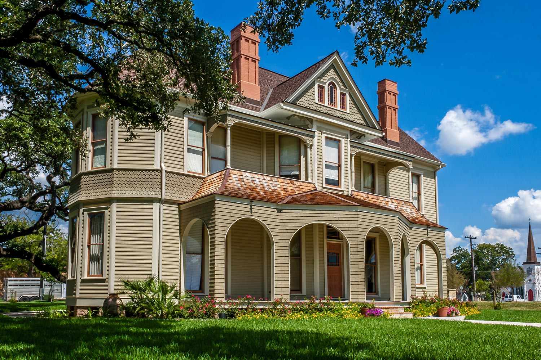 Proctor Green House Restoration