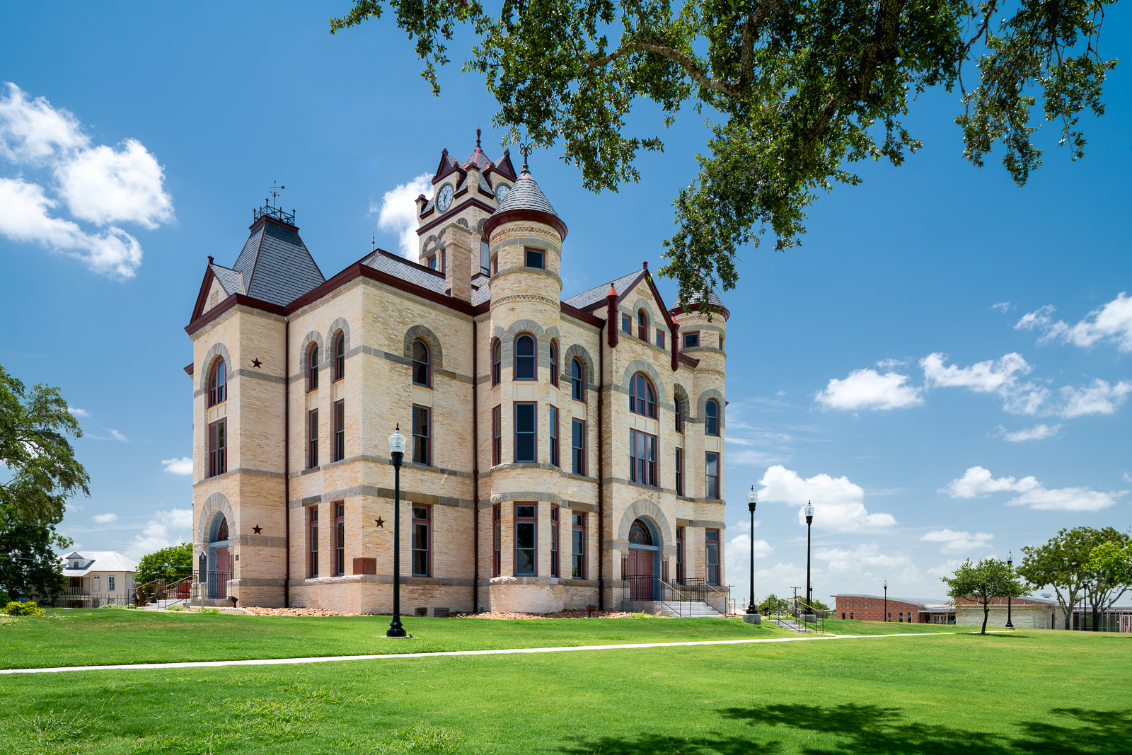 Karnes County Courthouse Post Renovation Web Size-12.jpg