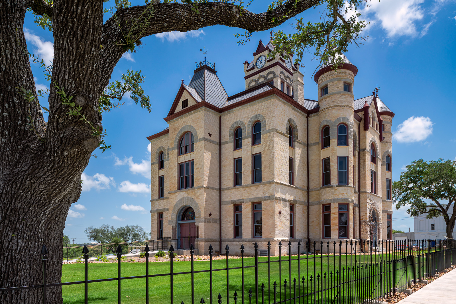 Karnes County Courthouse Post Renovation Web Size-8.jpg