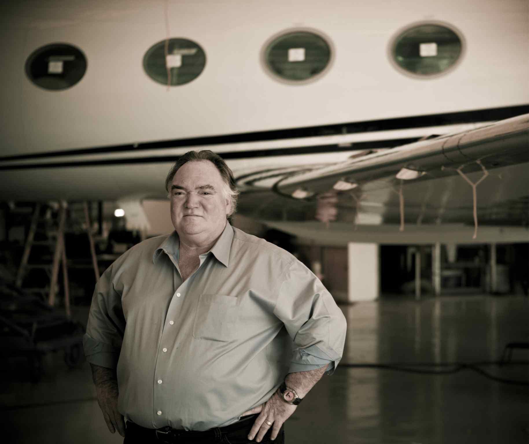 Robert Roig - Owner of Jet Endeavour Trading