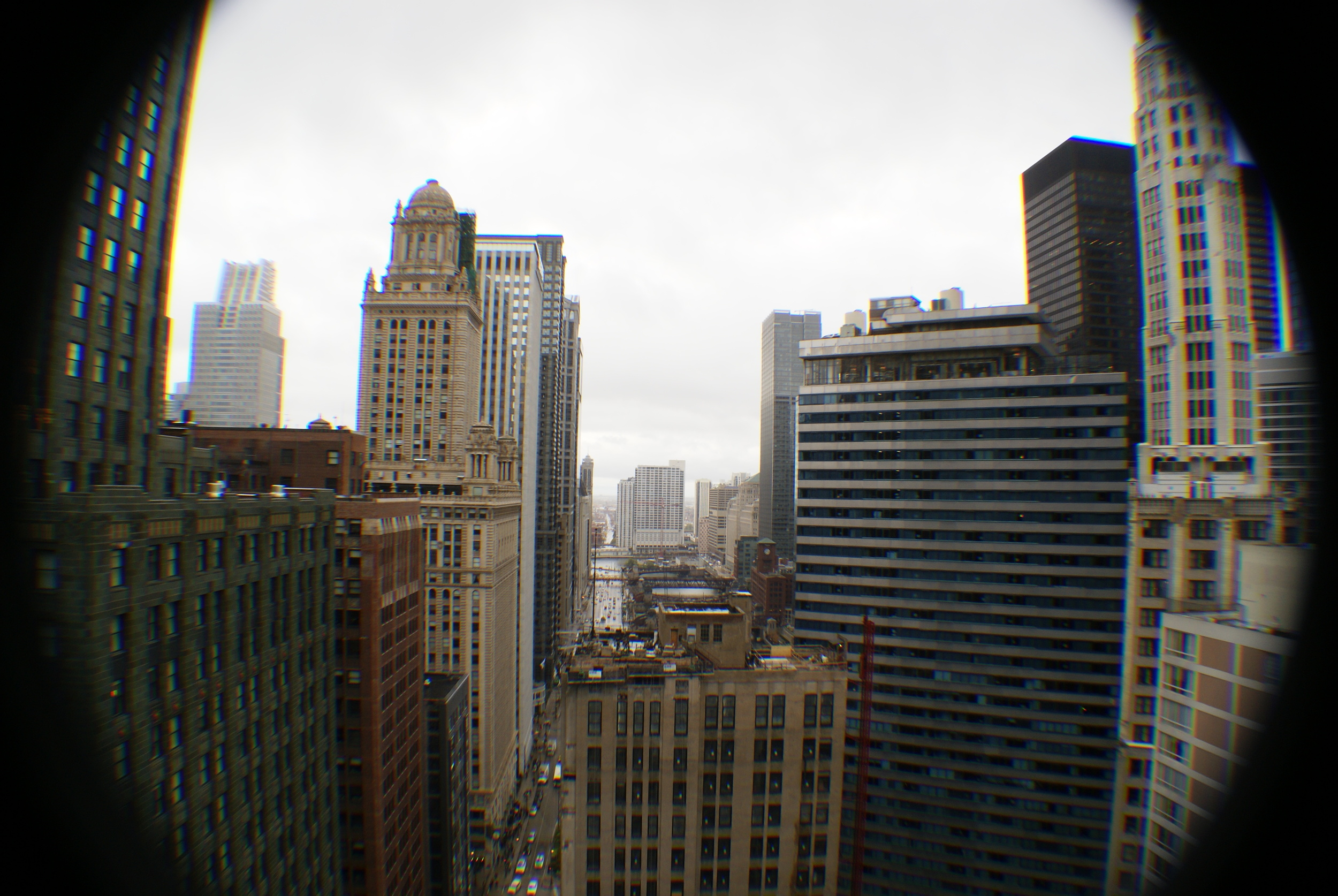 View from the Skyline Club