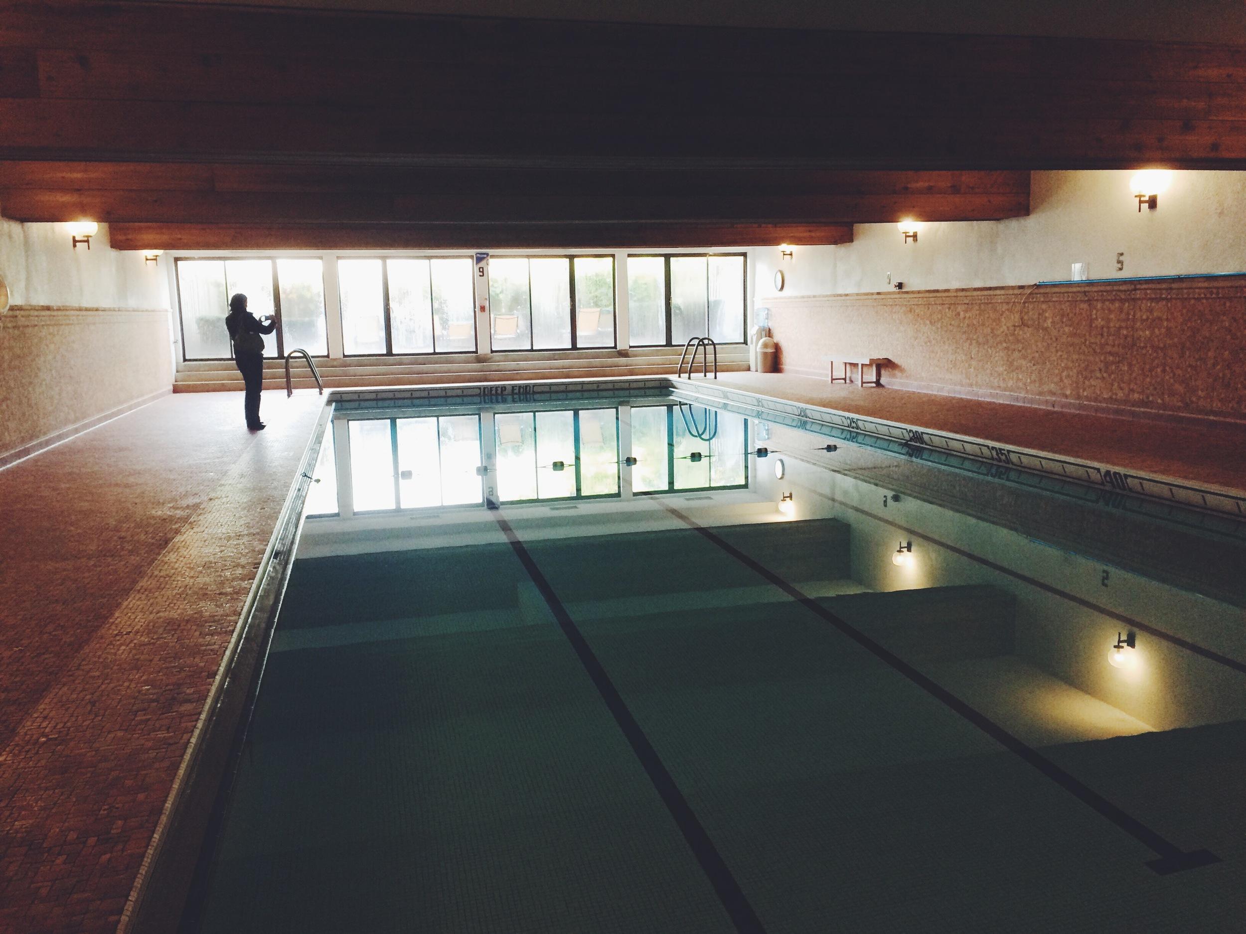Casa Bonita swimming pool